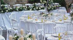 Parigina White Chairs / Parigina Sedie Bianca #guidilenci All Rights Reserved GUIDI LENCI www.guidilenci.com