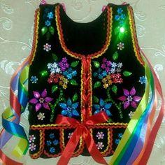 Gorset 125 150 Stroj Krakowski Ludowy Goralski 6751858536 Oficjalne Archiwum Allegro Fashion