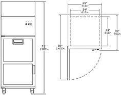 Image result for trash chute sizes