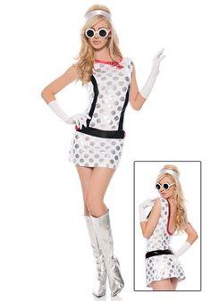 60s Go-Go Girl Costume
