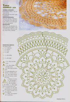 Kira scheme crochet: Scheme crochet no.This Pin was discovered by EijPatterns and motifs: Crocheted motif no. Crochet Doily Diagram, Crochet Stitches Patterns, Crochet Chart, Thread Crochet, Crochet Motif, Crochet Designs, Crochet Dollies, Crochet Potholders, Crochet Tablecloth