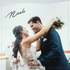 Nicole by Las Demiero : www.lasdemiero.com https://web.facebook.com/demiero/ #lasdemiero #bodas #novias #vestidodenovia #vestidossirena #vestidosbordados #casamientos #noviavintage