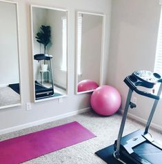 20 Home Gym Ideas For Designing The Ultimate Workout Room Decorating Garage Ide. 20 Home Gym Ideas For Designing The Ultimate Workout Room Decorating Garage Ide. Home Gym Garage, Diy Home Gym, Gym Room At Home, Home Gym Decor, Basement Gym, Workout Room Decor, Workout Room Home, Small Home Gyms, Ideas Habitaciones
