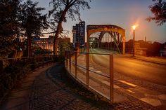 Berlin - Spandau  Eiswerderbrücke