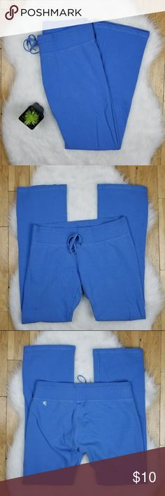 Express Sweat Pants Express Blue sweat pants Drawstring  Good pre-owned condition  Measurements: Waist: 15 inches Rise: 8 inches Inseam: 30 inches Express Pants Track Pants & Joggers