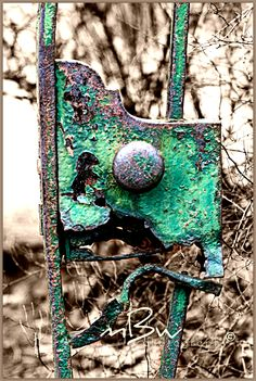 Rusty Lock..... Love#Repin By:Pinterest++ for iPad#