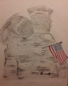 "2012-2013 PTA Reflections student artwork: Cayden Bennett ""Coming Home"""