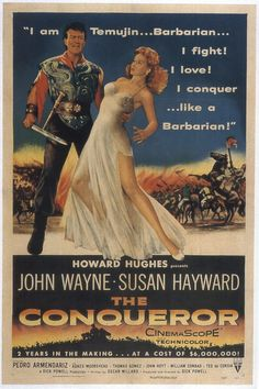 The conqueror 1956 online dating