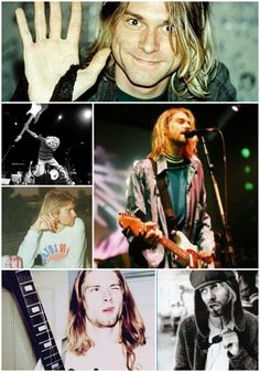 Kurt Cobain. It's like he's still alive! His music still lives in so many hearts. I never knew him personally and he passed before I was born. i miss him..
