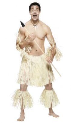 Deguisement Guerrier Zulu