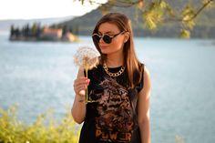 Fashion by M,  Womens Designer Inspired Round Sunglasses 8606