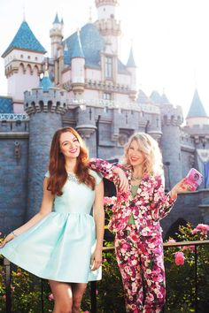 Disneyland Fashion Shoot | Disney Style
