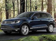 2016 Volkswagen Touareg tdi, price, review
