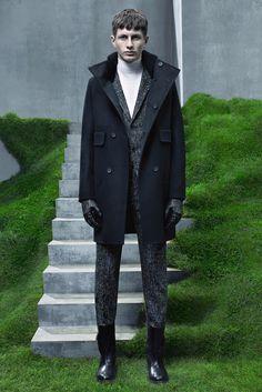 Balenciaga Fall 2015 Menswear Fashion Show