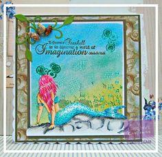 http://dreamlaine.blogspot.co.uk/2015/07/first-play-with-crafwell-ebrush-with.html #sheenadouglass #crafterscompanion #spectrumnoir #mermaid