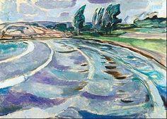 Edvard Munch (1863-1944) La ola