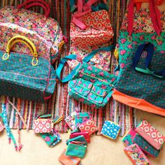 Sneak preview Rice.dk bag collection - soon available in shops!
