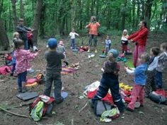 La escuela es el bosque. Acceso a un interesante artigo de Heike Freire en Cuadernos de Pedagogía. http://blog.wkeducacion.es/todosjuntospodemos/2011/05/06/la-escuela-es-el-bosque-cuadernos-de-pedagogia/