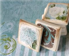 how to: polyclay tiles
