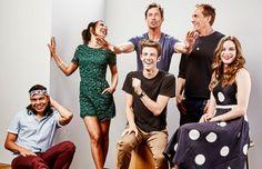 The Flash Cast at Comic Con 2015