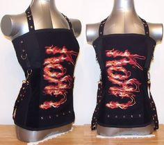 angrygirl_gear: Commissioned Korn Excalibur Corset