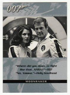 James Bond - The Quotable # 19 - Moonraker