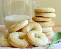 Biscotti frollini alla Panna - Bimby Mania