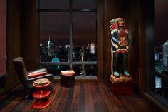 Private Residence I U2013 апартаменты в Нью Йорке, США, спроектированный  компанией Oda New