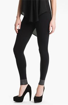 Wolford 'Glitter' Leggings available at #Nordstrom // Typically no, but these, yes.