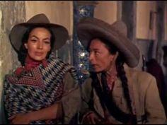 la cucaracha { maria felix  pelicula mexicana