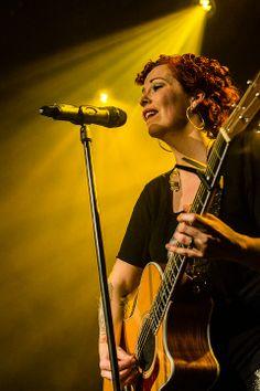 ANNEKE v GIERSBERGEN - live in Tilburg 2014