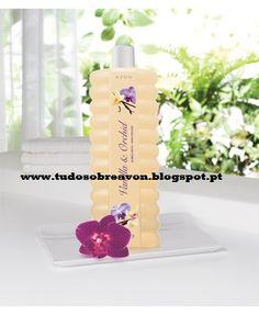 Tudo sobre Avon: Bubble Bath Baunilha e Orquídea - NOVO!