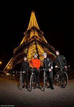 Riding the Festive 500 in one big fat ride from Paris (FR) to Haarlem (NL) - #inonego on Vimeo