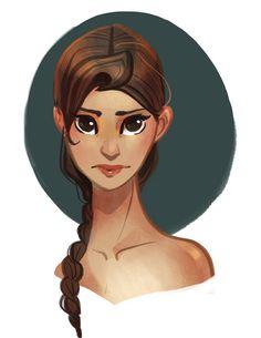 Katniss by Victoria Ying.deviantart.com on @deviantART