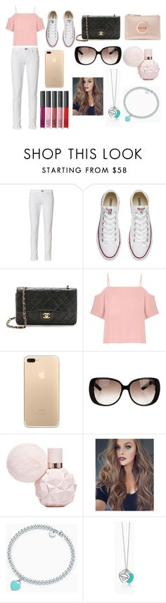 """Casual Outfit"" by anastasiazimonopoulos on Polyvore featuring rag & bone, Converse, T By Alexander Wang, Gucci and Tiffany & Co."