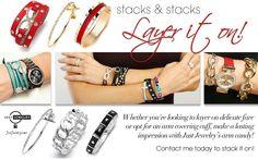 Bracelets www.justjewelry.com/cherylbrock