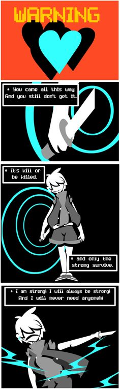 The Strongest Pt. 1 ( Undertale Spoiler) by Doc-Diventia on DeviantArt