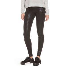 Rank & Style - Lyssé Control Top High Waist Leggings #rankandstyle