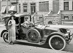 New York circa 1916.