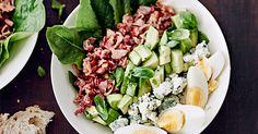 Cobb-salaatti (pekoni) | Salaatit | Reseptit | Reseptit ja menut | Stockmann.com