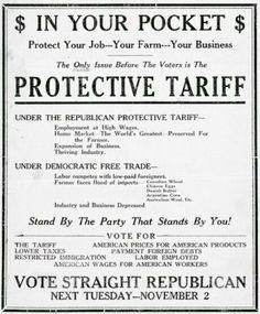 tariff of abominations.