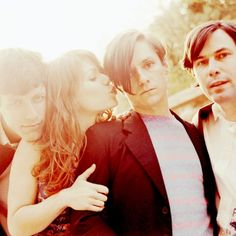 I listen to Rilo Kiley and I feel slightly more feminine and slightly more masculine at the same time.