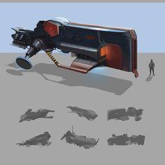 PixelHype's Hover Craft