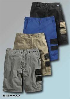 KORSAR-Shorts Arbeitshose Arbeitsshorts Outdoorhose in vier Farben Gr. 44 bis 64