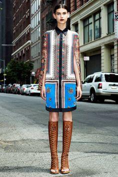 Givenchy Resort 2013 Fashion Show