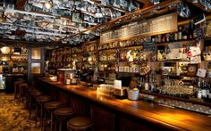 Amazing bars to drink at before you die: Dead Rabbit, New York