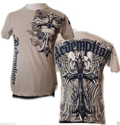 Affliction men size S graphic t-shirt (new without tags) #Affliction #GraphicTee