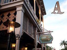 Manifesting the Magic: Magic Kingdom ABC's: A