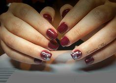 #rednails #music #nails