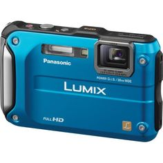 Get out and see the world with the DMC-TS3 12.1-megapixel camera. The TS3 is waterproof, dustproof, and shockproof. Plus, it has passed drop tests at a height of about 2 meters. Shooting couldn't be easier with iA mode.